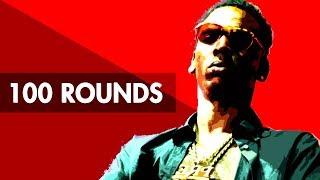 """100 ROUNDS"" Hard Trap Beat Instrumental 2018 | Dark Rap Hiphop Freestyle Trap Type Beat | Free DL"