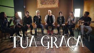 KEMUEL LIVE SESSION -  TUA GRAÇA (ACÚSTICO)