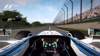 F1 2014 - Brazil Hot Lap
