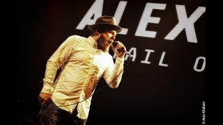 Alex Clare - Tell Me What You Need - Live - Yotaspace - Moscow - Russia