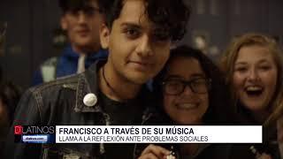 Francisco Mayorga nos habla de su pasión por la música