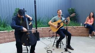 Phillip Phillips acustic meet and greet..shes a man eater cover