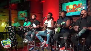 Grupo BalacoBaco || Tempo Bom ( Ao Vivo na Rádio Fm O Dia )