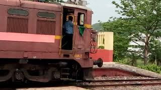 Sambalpur - Puri Intercity Express 2019 ( entry to dhenkanal railway station) width=