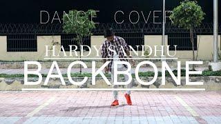 Hardy Sandhu - Backbone   Dance cover   Jaani   B Praak   Zenith Sidhu   Latest Romantic Song 2017