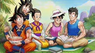 (AMV) Dragon Ball - Family Forever HD