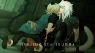 Nightcore - The Wolf [male] [lyrics]