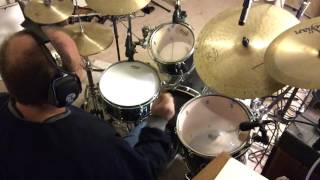 Drum Cover: Kung Fu Fighting by Carl Douglas