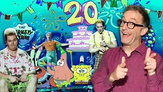 Tom Kenny on Why We Need SpongeBob Now More Than Ever