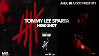 Tommy Lee Sparta - Head Shot