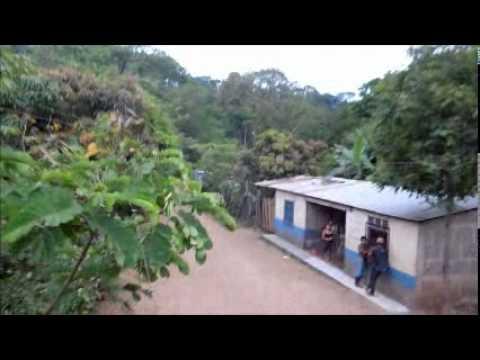 Matagalpa, Nicaragua トラックの荷台に乗ってコーヒー農園へ