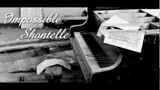Impossible - Shontelle [ Video Lyric Kara ]