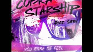 Cobra Starship - You Make Me Feel... (Audio)