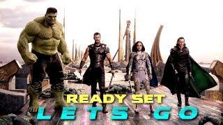 Team Thor    ready set let's go