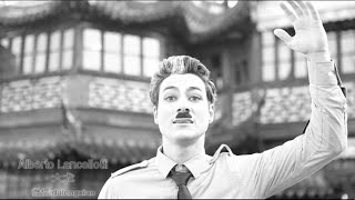 "Charlie Chaplin in China ""The Great Dictator"" ""Il Grande Dittatore""  Speech to Umanity"