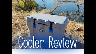 Review of Lifetime Products 55 Quart High Performance Cooler  - 90820