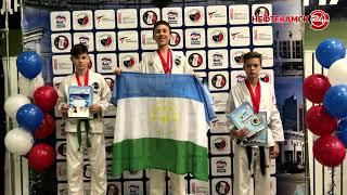 Привезли с соревнований больше 50 медалей
