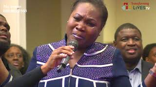 WOMAN SUPERNATURALLY DELIVERED FROM OVER 40 YEARS OF BONDAGE || PROPHETESS MATTIE NOTTAGE width=