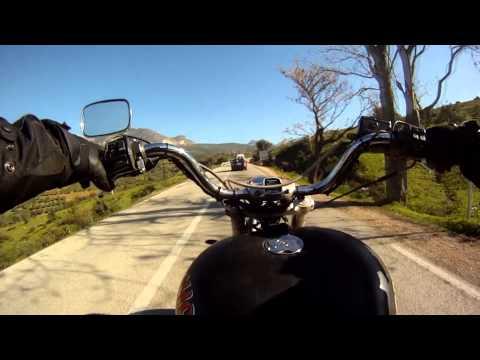 Chopperbyggarn & La Azteca in Morocco Des-Jan 2012-13 #2