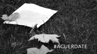Subze #Acuerdate