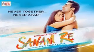 SANAM RE REMIX Video Song | DJ SR  | Pulkit Samrat, Yami Gautam | Divya Khosla Kumar