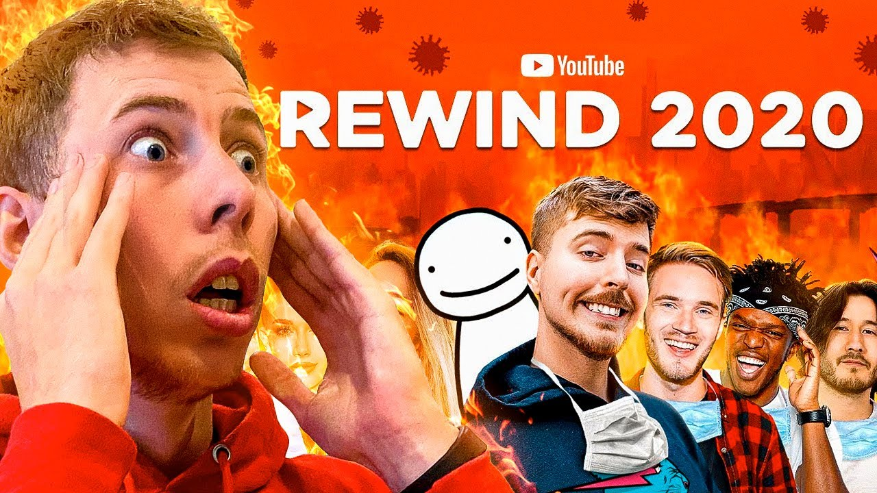 Calfreezy - Reacting To MrBeast's Youtube Rewind 2020