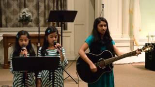 Blessed be your Name --  Special song by Sarella sisters