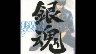 Gintama OST 2 : 24 Tetsu wo Tataki Nagaratemee no