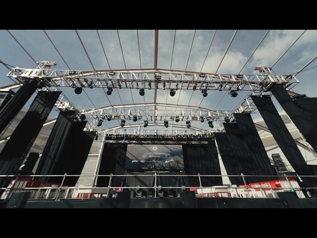 Vídeo presentación de El Invernadero en la Plaza de Toros de las Ventas.