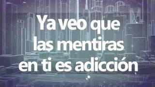 Falso Amor - Makano (Video-Lyrics)