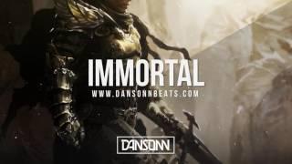 Immortal - Epic Inspiring Orchestral Choir Beat | Prod. by Dansonn