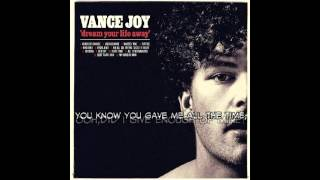 Vance Joy- Mess is Mine (lyrics)