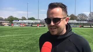 Screenshot van video Vooruitblik SVZW - Excelsior'31 met analist Nick de Graaf