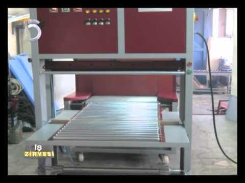 May Metal Shrink Ambalaj Paketleme Makinaları
