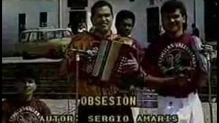 OBSESION - ESTRELLAS VALLENATAS (VERSION ORIGINAL)