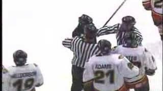 Columbia Inferno Hockey Video