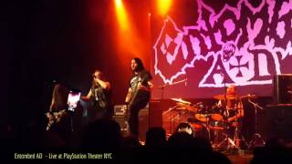 Entombed AD - Live at PlayStation Theater NYC