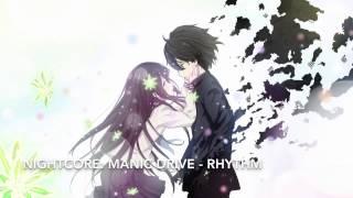 Nightcore: Manic Drive - Rhythm