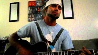 Cold (Acoustic) - Crossfade Cover