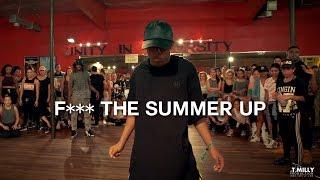 F*** The Summer Up - Leikeli - Choreography by @_TriciaMiranda |  Filmed by @TimMilgram