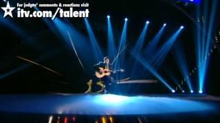 Michael Collings - Britain's Got Talent Live Final - itv.com/talent - UK Version