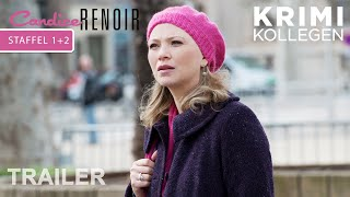CANDICE RENOIR- Staffel 1 & 2 - Trailer deutsch II KrimiKollegen
