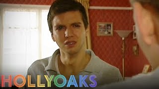 Hollyoaks Pride: Craig tackles his emotions
