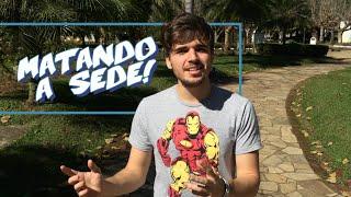 PAAUV: Matando a sede ! (Victor Azevedo)
