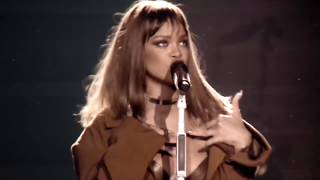 Rihanna - Love On The Brain (Live HQ)