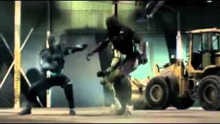 Mortal Kombat Legacy Cyrax & Sektor Vs Hydro