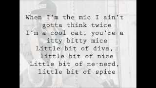 Becky G - Die Young (Cover Ke$ha) (Lyrics)
