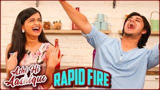 Ashi हाय Aashiqui (बोलता)   रॅपिड फायर राऊंड   अभिनव बेर्डे, Hemal इंगळे   नवीन मराठी चित्रपट