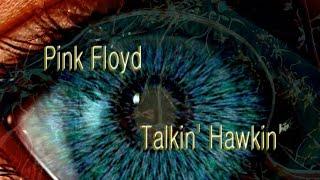Pink Floyd - Talkin' Hawkin'- The Endless River  (psychedelic video)