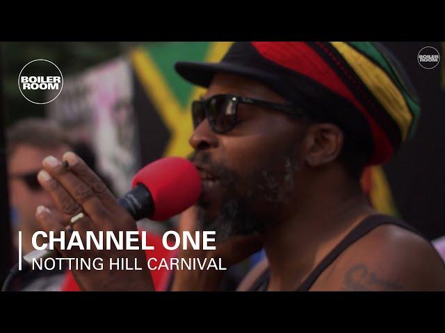 Video en directo de Channel One Sound System en Notting Hill Carnival 2017.